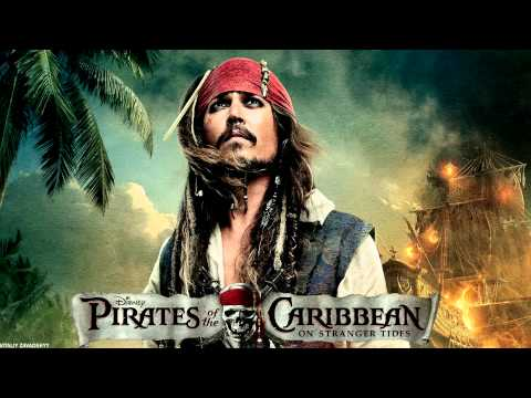Pirates of the Caribbean: On Stranger Tides soundtrack - Vitaliy Zavadskyy (видео)