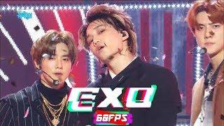 Video 60FPS 1080P   EXO - Tempo, 엑소 - 템포 Show Music Core 20181103 MP3, 3GP, MP4, WEBM, AVI, FLV November 2018