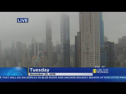 CBS2 News Update: 11/20 At 9 AM