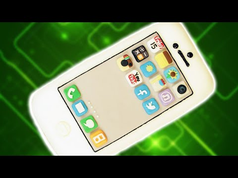 IPhone Cake That Anyone Can Make (VIDEO)