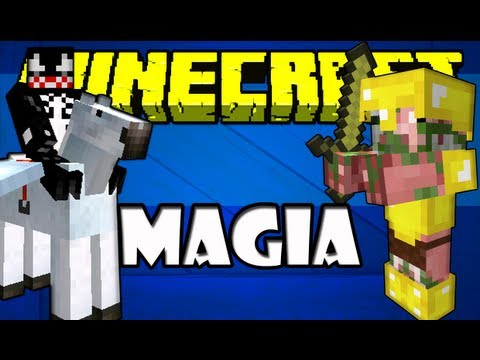 Mestre dos Magos Infernal - Minecraft XD