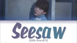 Video BTS (방탄소년단) - Seesaw (Trivia 轉) LYRICS (Color Coded Eng/Rom/Han/가사) MP3, 3GP, MP4, WEBM, AVI, FLV April 2019