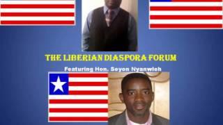 LIBERIAN DIASPORA FORUM features Seyon Nyanwleh