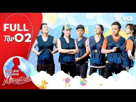 Khi Đàn Ông Mang Bầu | Tập 2 Full HD: Xìn Ri, Song Giang đồng lòng nhường chiến thắng cho Kỳ Vĩ - Thời lượng: 1:06:30.