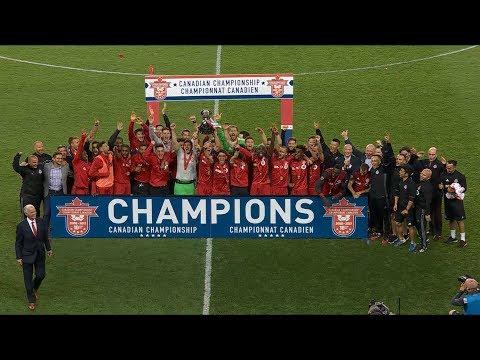 Video: Match Highlights: Montreal Impact at Toronto FC: 2nd-Leg - June 27, 2017