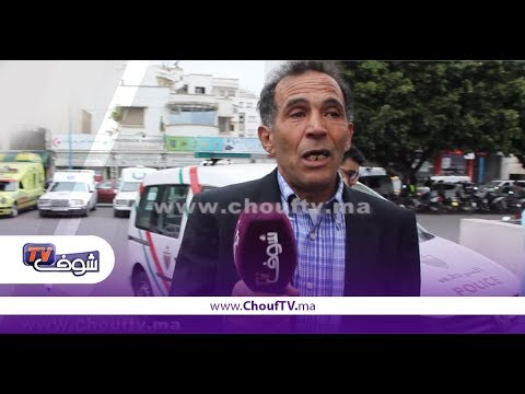 العرب اليوم - غضب مواطني المغرب بعدسقوط رافعة بناء على الأهالي