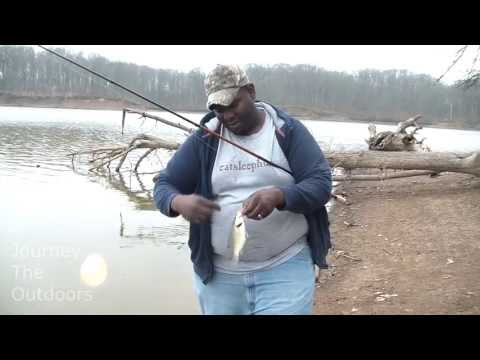 FISHING TIP – HOW TO CATCH BIG CRAPPIE
