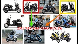4. 2018 Yamaha SMAX Review