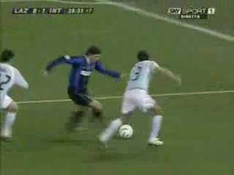 Excelentes goles de Crespo en el Inter (2006 - 2007)