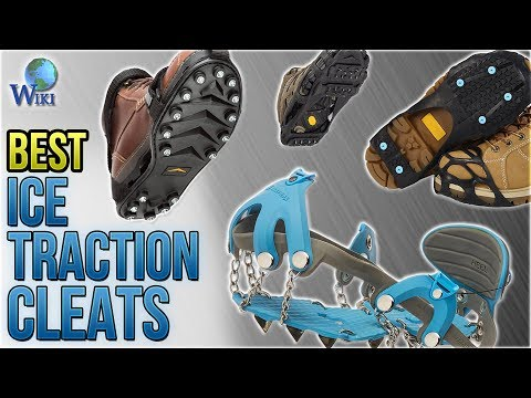 9 Best Ice Traction Cleats 2018
