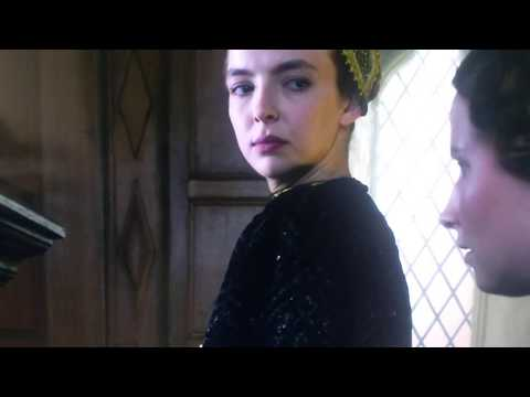 The White Princess 1x07 Cathy Gorden and her son arrive at Court