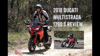 7. 2018 Ducati Multistrada S Review