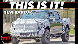 New 2021 Ford Raptor Breaks Cover For the First Time! Here Is Everything There Is To Know by The Fast Lane Truck