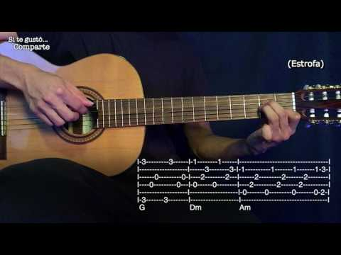 Dust In The Wind - Kansas Tutorial Guitarra