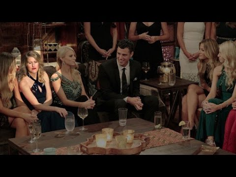 Girl video edits herself into the Bachelor