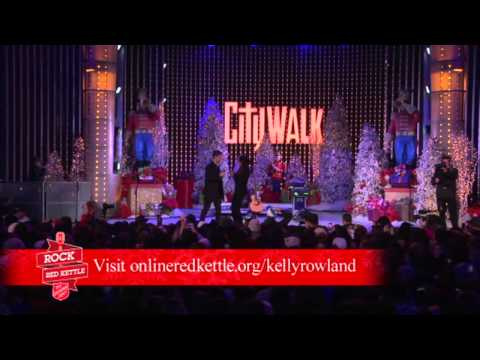 Red - Join Austin Mahone, Emblem3, Coco Jones, Bean, and a special appearance from Kelly Rowland as they Rock The Red Kettle to benefit The Salvation Army. Donate:...