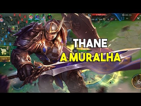 Video Thane: A Muralha - Arena of Valor download in MP3, 3GP, MP4, WEBM, AVI, FLV January 2017