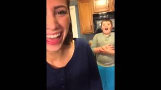 Girl Farts So Terribly Her Brother Is Genuinely Destroyed