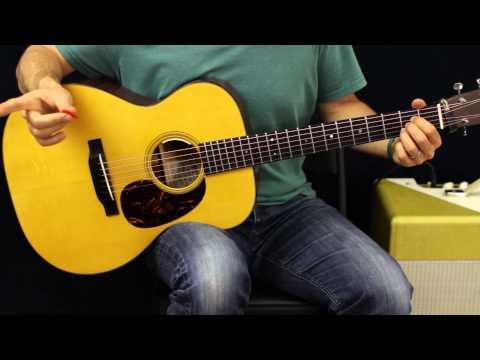 How To Play – Darius Rucker – Wagon Wheel – Acoustic Guitar Lesson – EASY Song