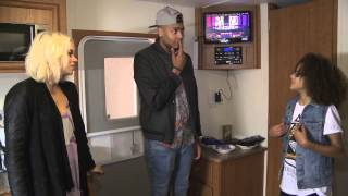 GTD Backstage: Kimberly's Winnebago Tour