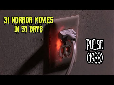 Pulse (1988) - 31 Horror Movies In 31 Days