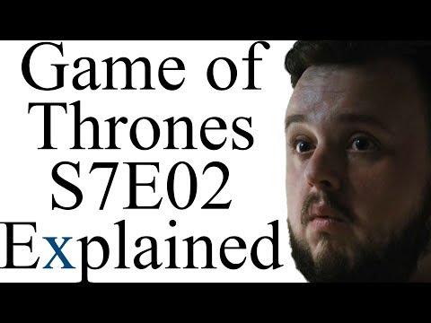 Alt Shift X Explains Game of Thrones Season 7 Episode 812032807518324096