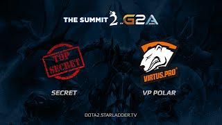 Secret vs VP.Polar, game 1