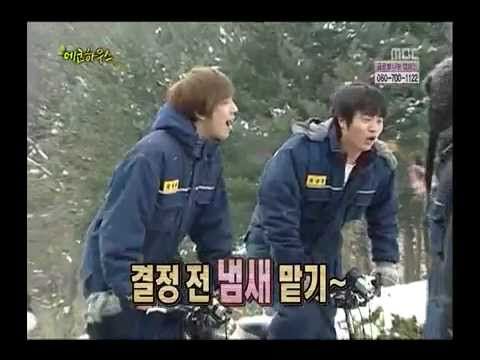 100117 MBC Eco House Ep03 CNBLUE 정용화 Jung Yong Hwa PuppyYong