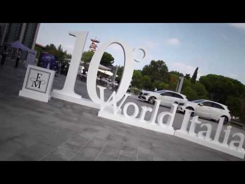 10° Anniversario FM WORLD italia
