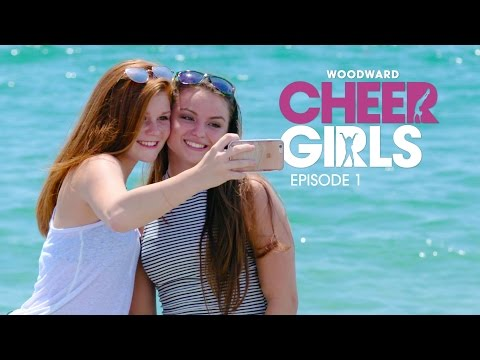 Meet Amy & Cameron - EP1 - Woodward Cheer Girls