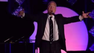 Franc D'Ambrosio sings Phantom of the Opera.
