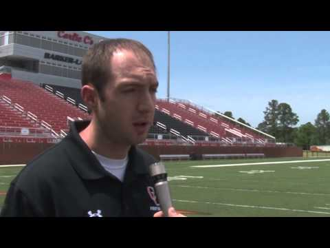 CU Football - Brian Hudson to Calgary Stampeders