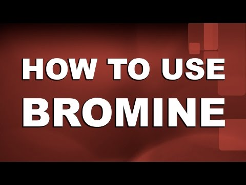 How to do Hot Tub Chemicals (Bromine)