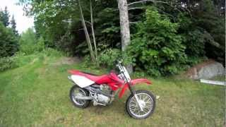 4. 2007 Honda CRF 80 for sale