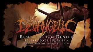 DEVANGELIC - Desecrate The Crucifix (2014)