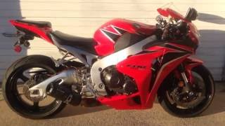 6. SOLD**2011 Honda CBR1000RR @ WWW.LANDLPERFORMANCE.COM**SOLD