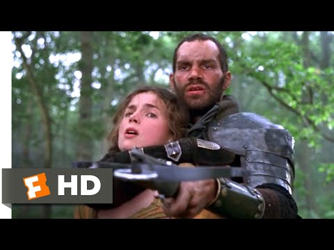 First Knight (1995) - Saving Guinevere Scene (2/10)   Movieclips