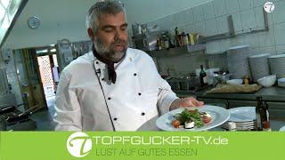 Gefüllte Büffelmozzarella - Rolle | Rezeptempfehlung Topfgucker-TV