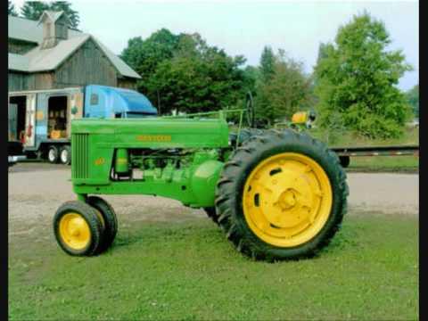 John Deere kollekci� - nem csak traktorok!