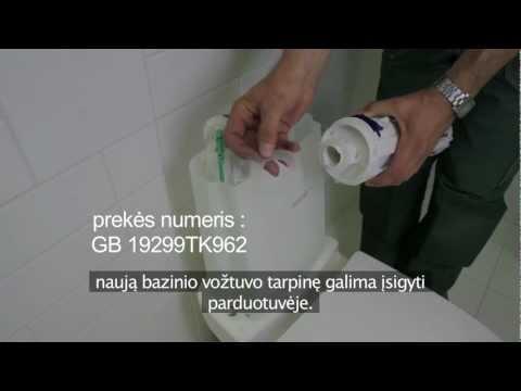 The toilet runs. Troubleshooting Nautic toilet (English)