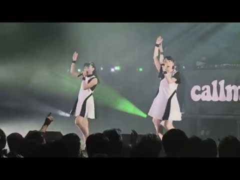 """, title : 'callme / step by step 【callme Live Museum 2015 Who si callme? at Kawasaki CLUB CITTA""""】'"""
