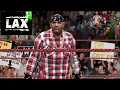 WWE 2K17 - LAX FT. Konnan, Hernandez & Homicide (Custom Music)