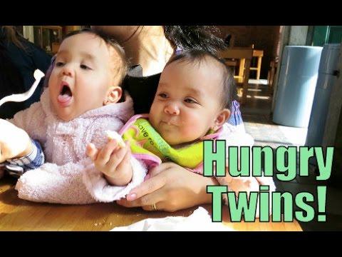 Hungry Twins- February 27, 2015 ItsJudysLife Vlogs