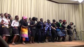 Bethal South Africa  City new picture : South African Bethel choir song 2