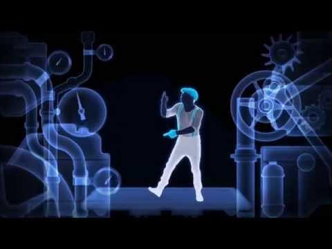 Bad ft. Vassy - David Guetta & Showtek [MAN POWER] (Just Dance - Fanmade Mash-Up)