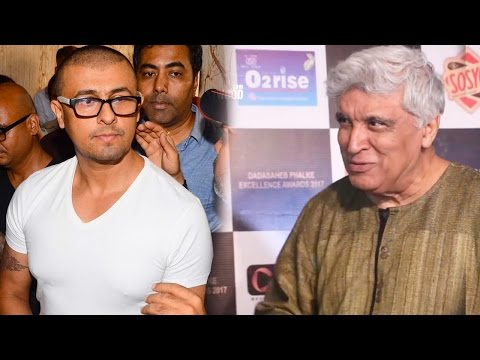 Javed Akhtar REACTS On Sonu Nigam's Azaan Row