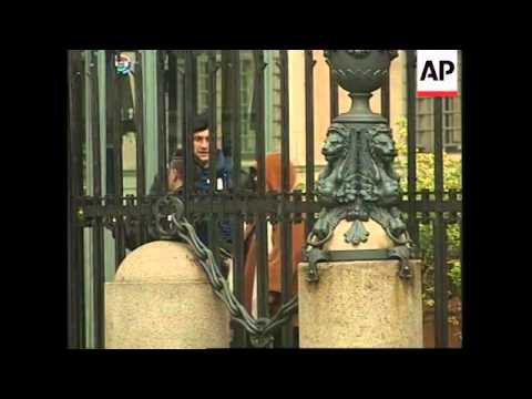 ITALY: US EMBASSY RE-OPENS