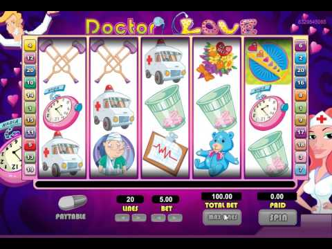 Play Doctor Love With His Hot Nurses In This Amazing Slot