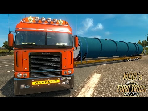 Freightliner Argosy v2.2.1 for ETS@2 [1.26.6s]