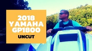 6. The Watercraft Journal Uncut: 2018 Yamaha GP1800 WaveRunner